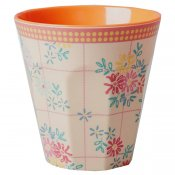 Mugg Embroidered Flower print