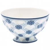 French bowl medium Lolly blue från Greengate finns hos halloncollection.se