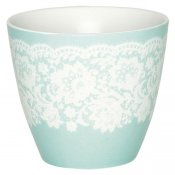 Latte mugg Liva mint GreenGate