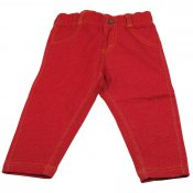 Leggings röd stretch (80) LEGOwear