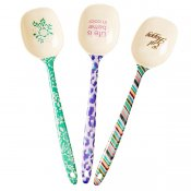 Melamine coocking spoons från Rice finns hos halloncollection.se