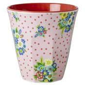 Mugg vintage flower Rice