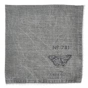 Duk/napkin Butterfly warm grey GreenGate