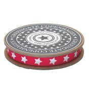Band Star red 5 m GreenGate