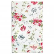Tea towel Meadow white från Greengate finns hos halloncollection.se