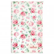Tea towel Meryl white från Greengate finns hos halloncollection.se
