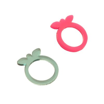 Waterlily ring Cooee Design