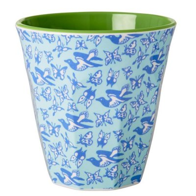 Mugg birds & butterflies Rice